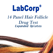Labcorp HAIR 14 Panel Labcorp